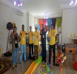 د. محمد مفرح في شركة ألوان السعادة
